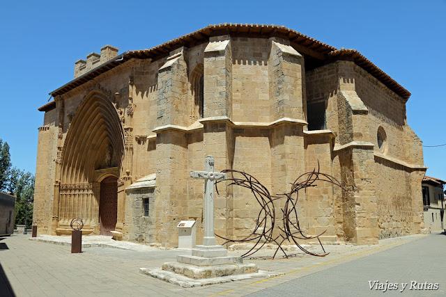 Iglesia de San Juan Bautista, Aranda de Duero