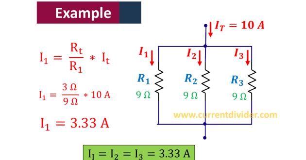 Various Parallel Resistor Circuits