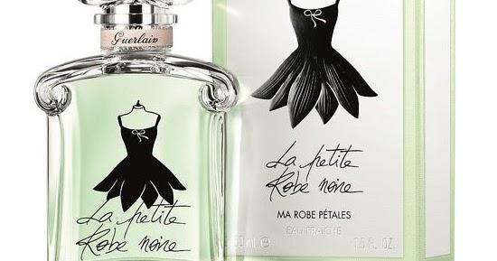 La petite robe noire eau fraiche blog