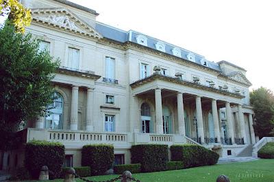 En el Palacio Sans Souci