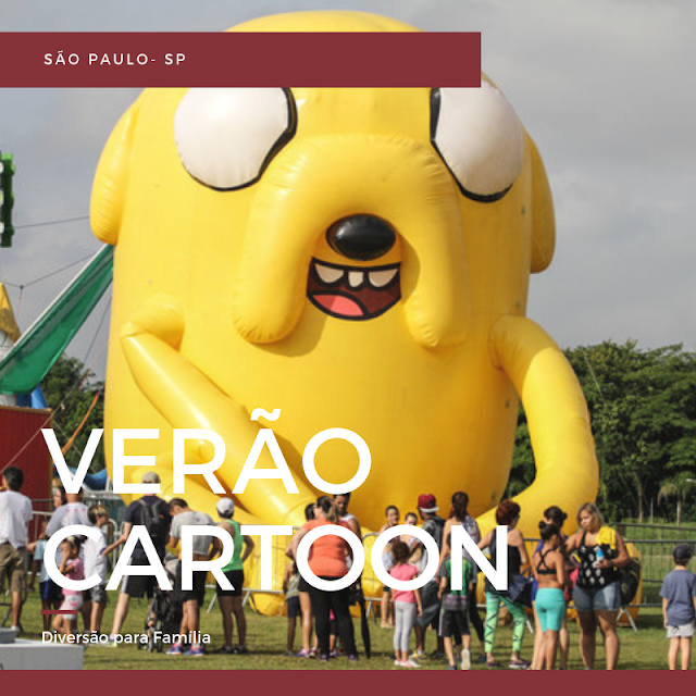 Verão Cartoon Network - Parque Villa Lobos
