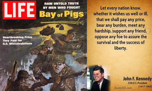 Heroism at the Bay of Pigs–a 57th Anniversary Tribute | Babalú Blog