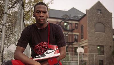 Michael Jordan y Nike
