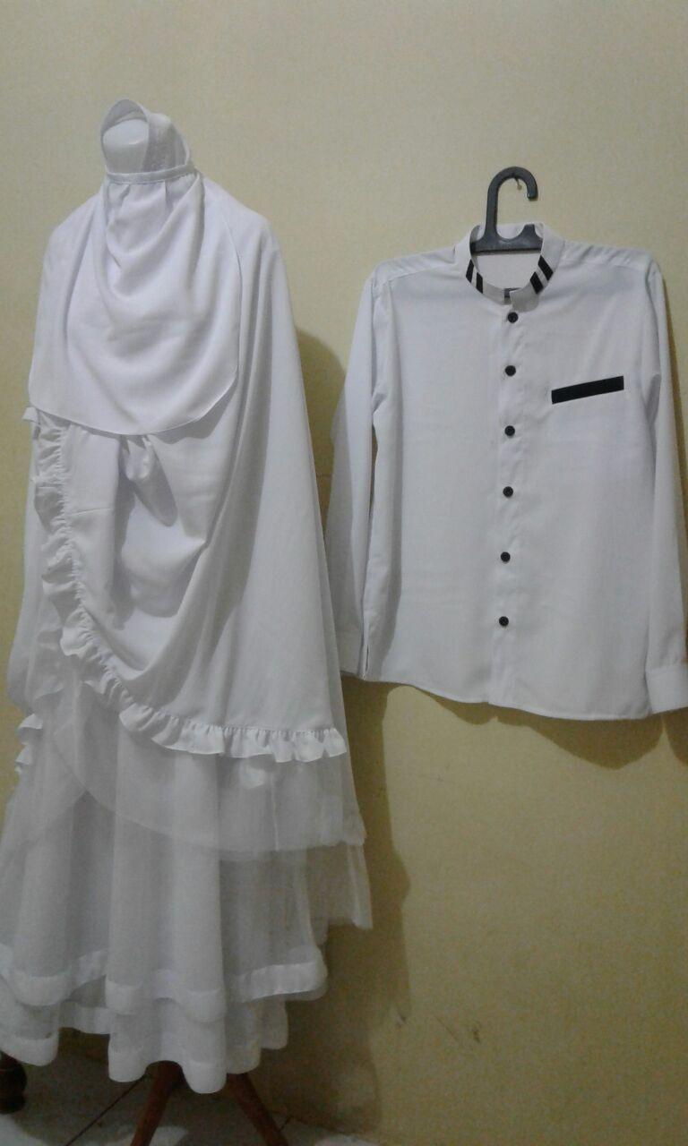 Gamis Syar 39 I Putih 1