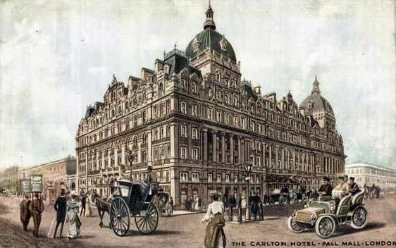 Carlton Hotel Londres
