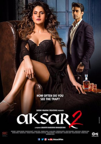 Aksar 2 2017 pDVDRip Hindi 700MB