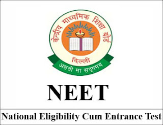 CBSE NEET (UG/PG) For Admission To MBBS/BDS Courses