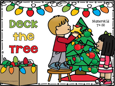 Deck the Tree FREEBIE