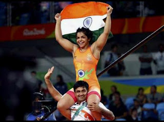 Indian Freestyle Wrestler, Famous People in India