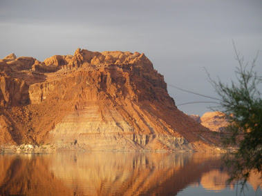 Reflections on Lake Powell