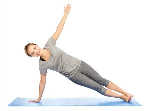 Tư thế Side Plank (Vasisthasana)
