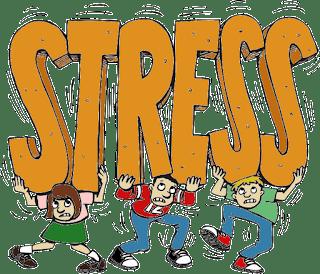 Bagaimana tubuh kita menghadapi stress & Cara mengatasi