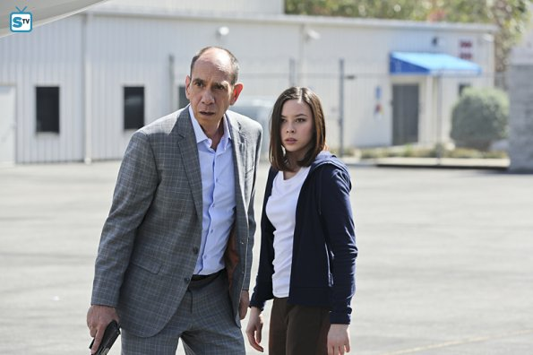 """NCIS: Los Angeles - Granger, O. - Review: """"A Father's Love"""""""