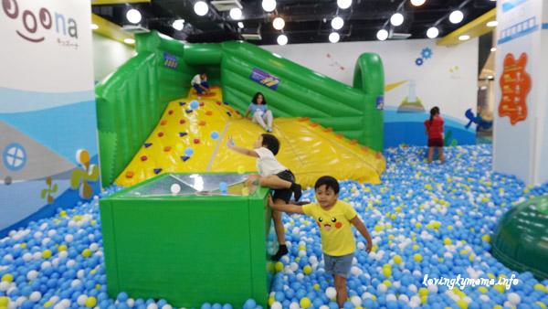 Kidzoona Bacolod - indoor playground - Bacolod Homeschoolers Network