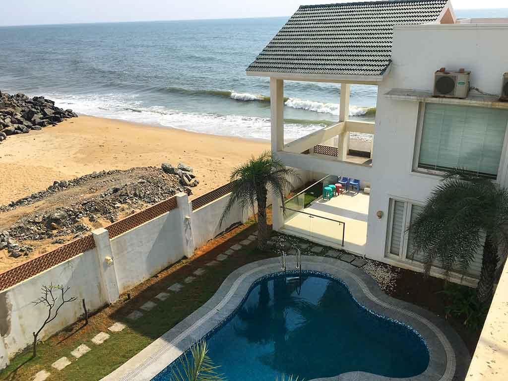 Aquazi Beach house ecr
