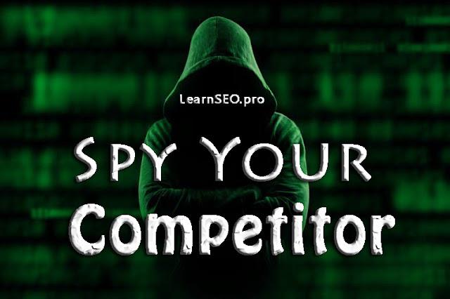 spy competitor