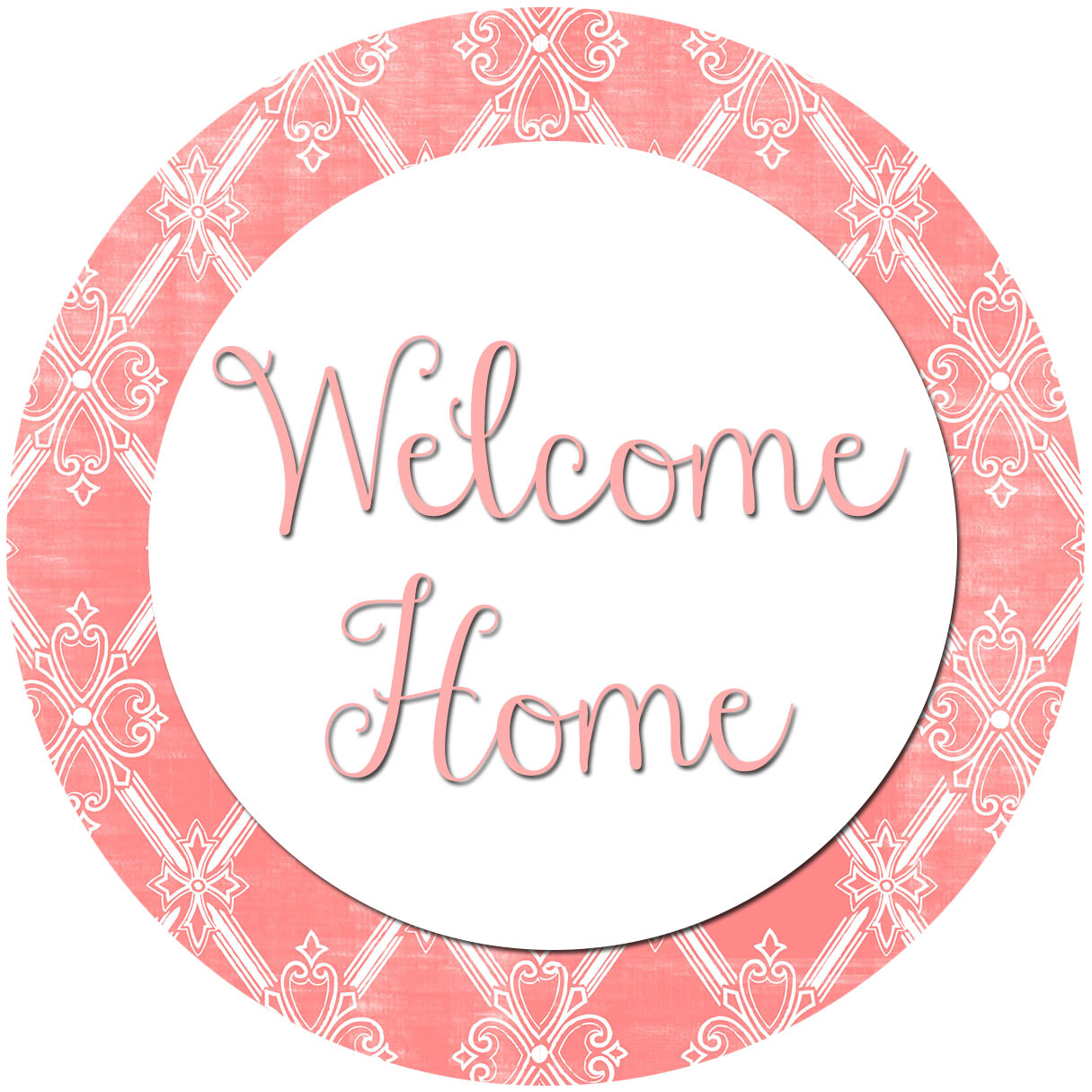 graphic relating to Welcome Home Sign Printable identified as Welcome Back again Signs or symptoms Printable Each day Enthusiasm Rates