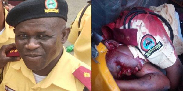 Chaos as SARS officer shoots LASTMA official dead in Lagos