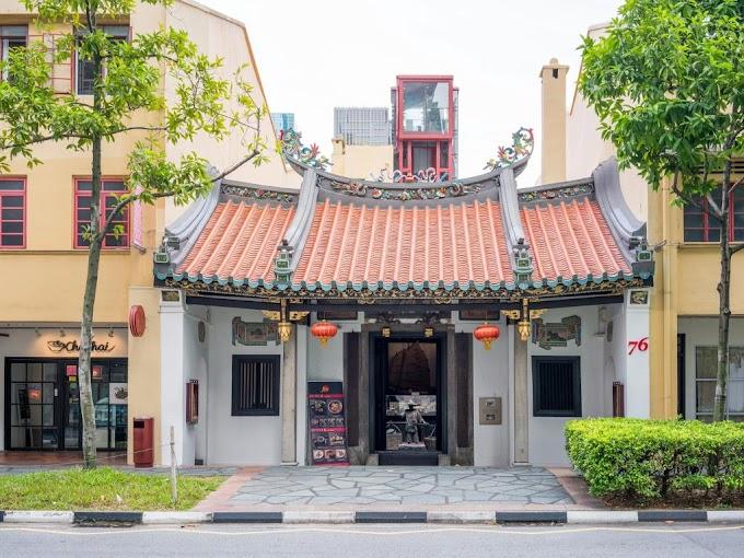 7 Hotel Butik Bertema Unik di Singapura