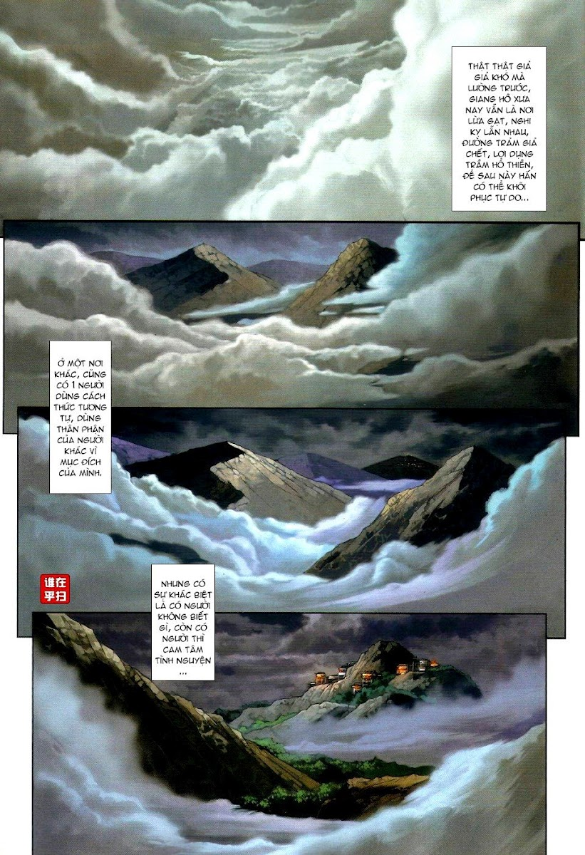 Ôn Thụy An Quần Hiệp Truyện chap 53 trang 10
