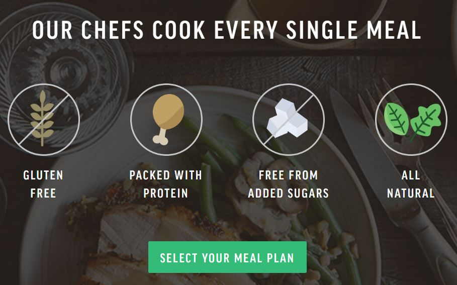 best meal delivery service review of freshly