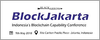 Event blockjakarta conference di ritz carlton pacific place jakarta