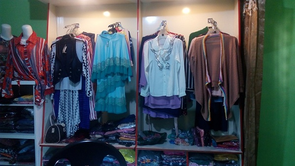 Grosir Baju Rizza Collection