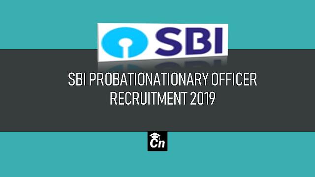 SBI Probationary Officer Recruitment 2019, SBI Logo, Careerneeti Logo