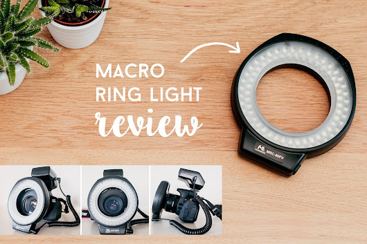 Macro Ring Light Review