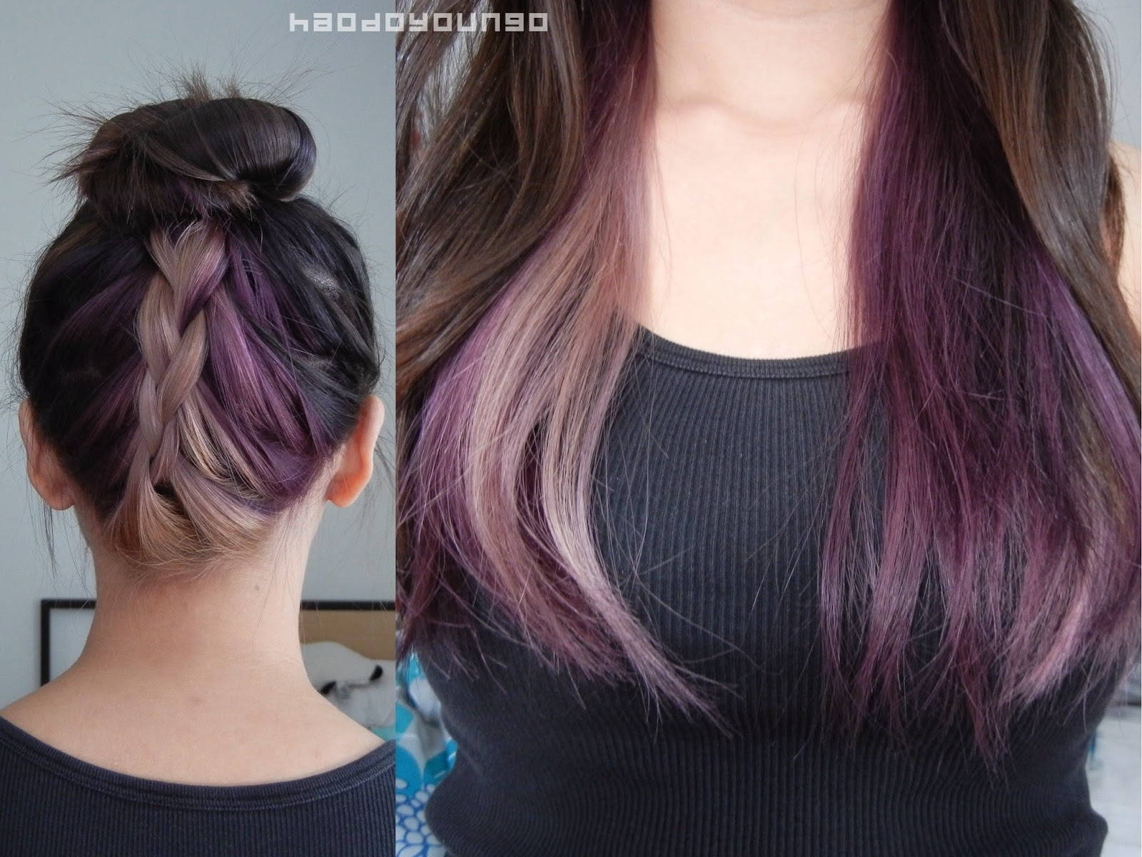 Vidal Sassoon Purple Hair Dye Review Hairstyle Inspirations 2018