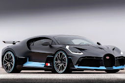 Launching Bugatti Divo 2019: Sold Out $7.5 Million