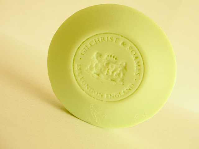 soap, gilchrist&soames london, uk, hotel soap