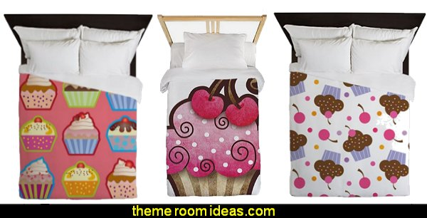 Cupcake Bedding Cupcakes Duvet Covers