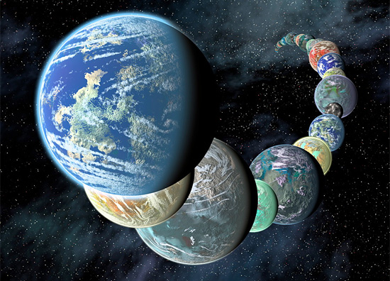 Descoberta de Exoplanetas