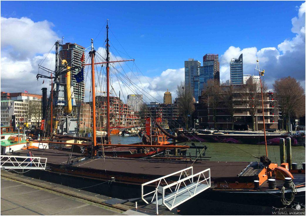 My Travel Background : pourquoi je suis tombée amoureuse de Rotterdam