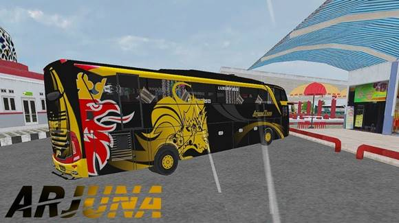 Free Download Bus Simulator Indonesia (BUSSID) V2.7 Mod Apk Unlimited Money