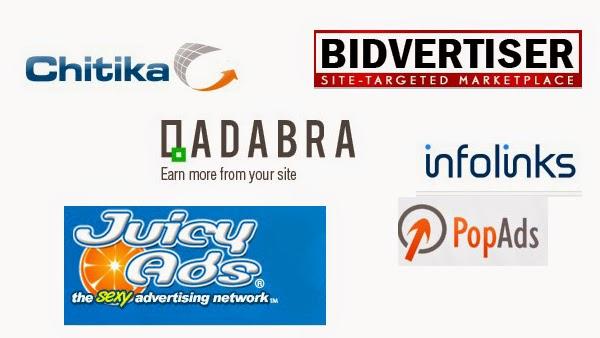 Best Google Adsense Alternative Cpm Ad Network Cpc Ad Network Google