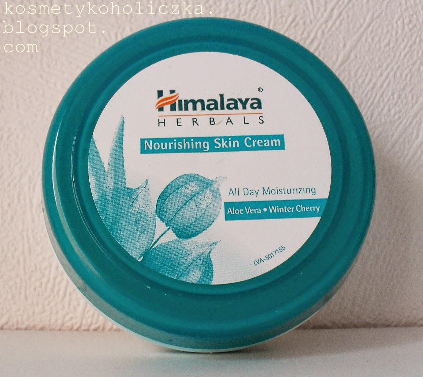 Himalaya Herbals Odżywczy krem do twarzy