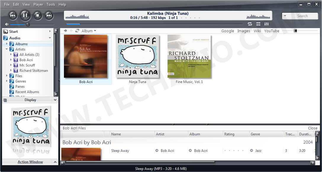 Media Jukebox Screenshot