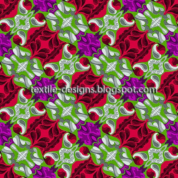 indian fabric patterns and designs 16