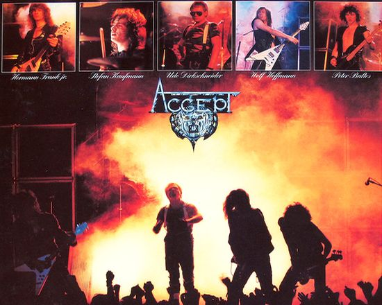ACCEPT - Restless And Wild [Platinum Edition remastered +2] (2017) back