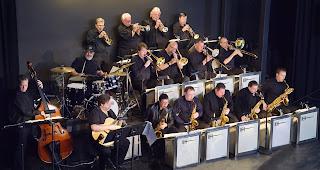 Kenny Hadley Big Band on Sunday, November 13