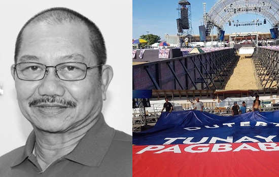 Manny Piñol: Evil Minds plan 'CLOUD SEEDING' over Metro Manila