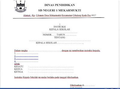 Download Contoh Surat Instruksi Kepala Sekolah, https://riviewfile.blogspot.com