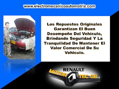 Taller Electromecanico Automotriz Bogota - Motortec GB