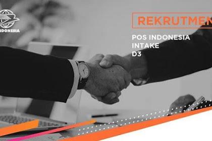 Rekrutmen PT Pos Indonesia (Persero) - Info Karir Terbaru