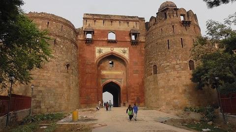Old Fort Delhi India 901