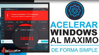Como Acelerar Windows al Máximo - Descargar WinOptimizer Ultima Versión Gratis