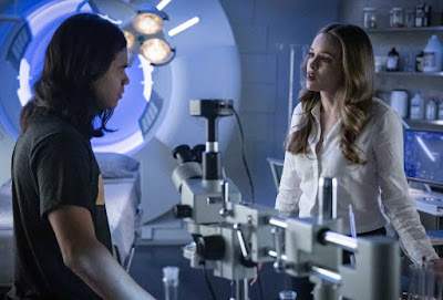 cisco ramon caitlin snow metahuman cure poster wallpaper image wallpaper picture