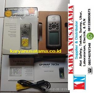 Jual Gps Garmin 76Csx second kumplit+memori 2GB di Makasar